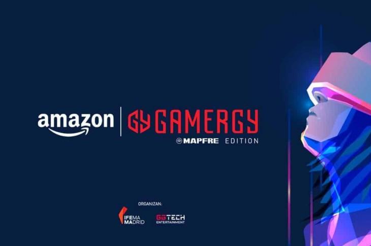 Amazon Gamergy World: el juego web del Universo de GAMERGY.