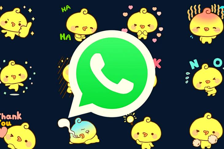 WhatsApp presenta stickers animados, códigos QR y más