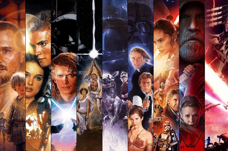 Star Wars Orden de películas y series para fans (y no tan fans)