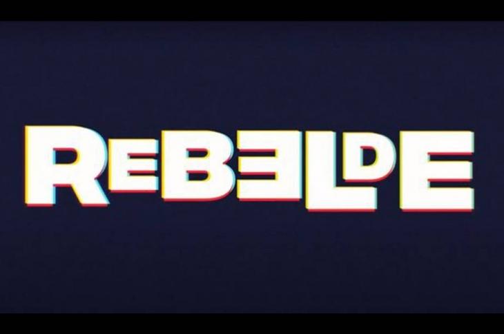 Rebelde galería interactiva del elenco del remake de Netflix