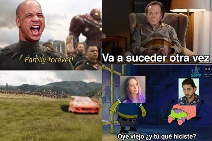 Los mejores memes de julio, Yosstop, Toretto y más