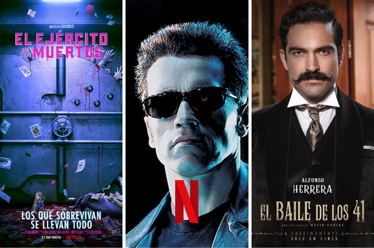 Películas de Netflix México estrenos para mayo de 2021