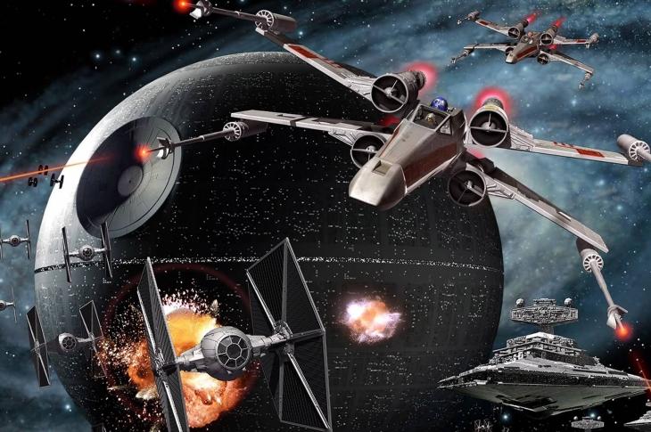 QUIZ de Star Wars ¿Puedes identificar estas naves?