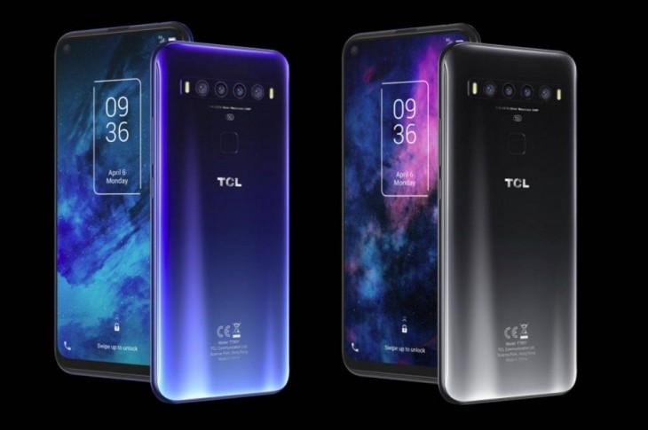 TCL 10 5G ficha técnica, precio y características