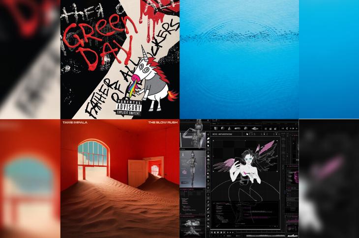 Los mejores discos lanzados en febrero de 2020