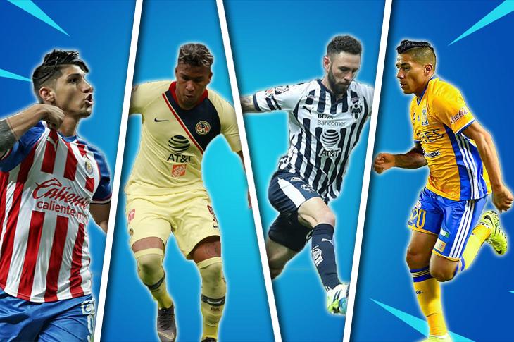 Liga MX, tabla general de posiciones Jornada 11