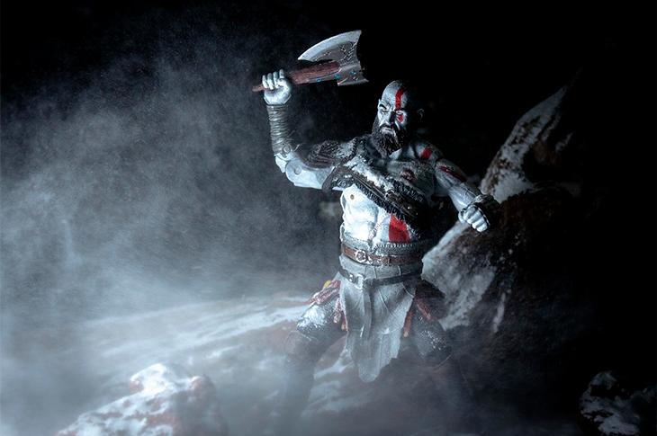 God of War llegará a PC el próximo mes de enero