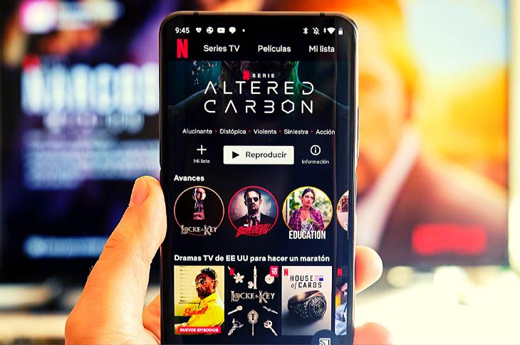 BNeXT te regresará dinero al pagar Netflix y Amazon Prime Video