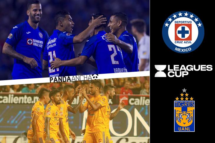 Leagues Cup 2019 Final Canales para ver el Tigres vs Cruz Azul