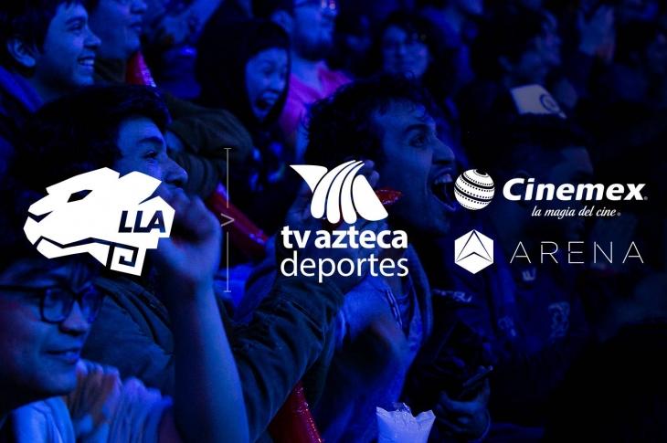 TV Azteca trae de regreso la LLA a México con Azteca Esports