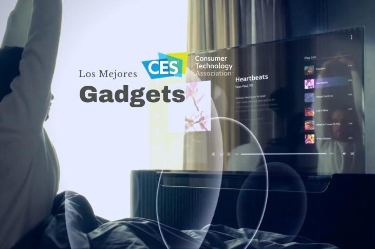 CES 2021 gadgets más destacados para el futuro y contra el COVID-19