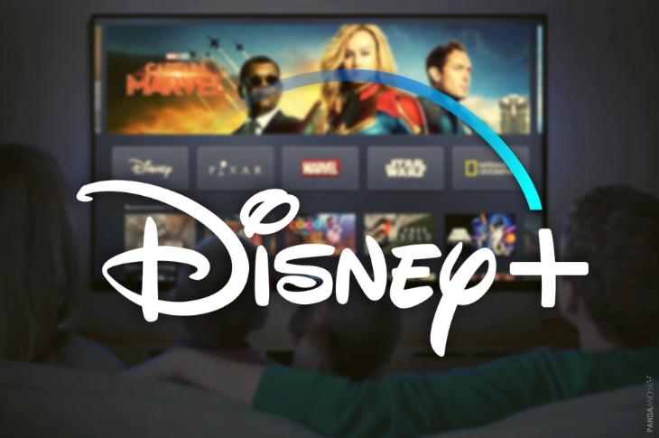 Disney+ cintas y series de Disney, Marvel, Pixar, Star Wars y más