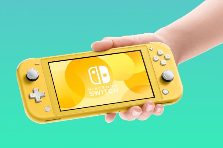Nintendo Switch Lite ya tiene precio en México