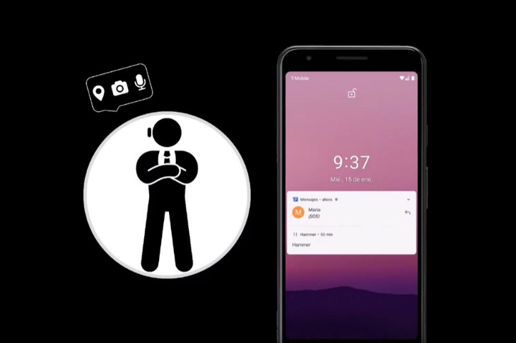 Hammer Security localiza tu smartphone aunque esté apagado