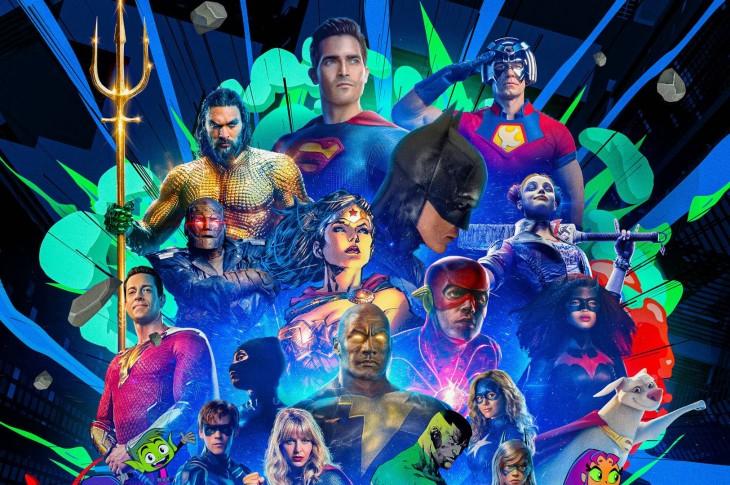 DC FanDome 2021: Estrellas invitadas