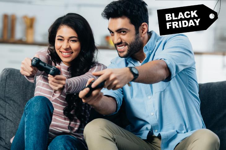 Black Friday 2020: ofertas de videojuegos en Amazon México