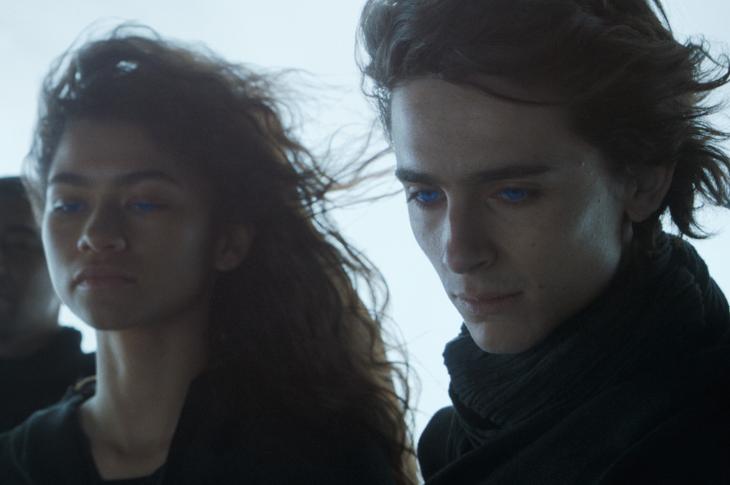 Dune galería interactiva del elenco de la película de Denis Villeneuve
