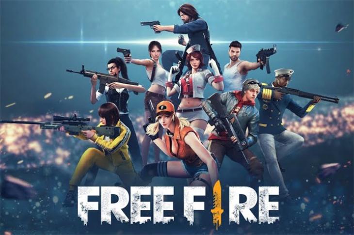 Free Fire es el juego más descargado de 2020
