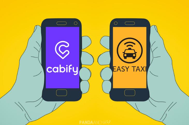 Cabify se une a Easy Taxi para consolidar su plataforma de movilidad