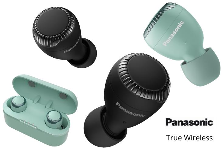 Panasonic lanza audífonos True Wireless RZ-S500 y RZ-S300
