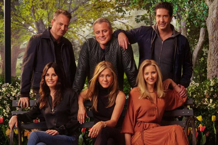 Friends The Reunion Dónde ver, fecha de estreno y tráiler
