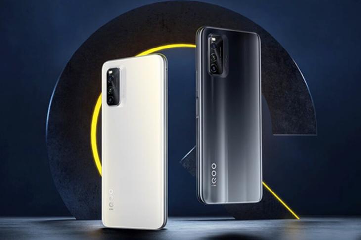 Vivo IQOO NEO 5 Lite: nuevo smartphone de gama alta económica