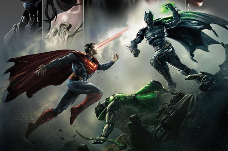 Warner regala Injustice Gods Among Us para PC, PS4 y Xbox