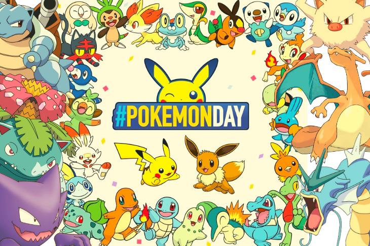 Día de Pokémon 2020 Sorpresas Pokémon GO, películas y más