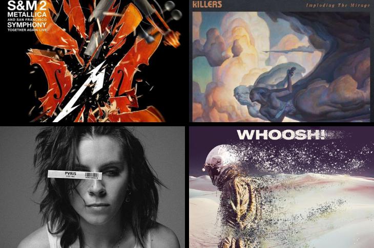 Los mejores discos musicales de agosto 2020