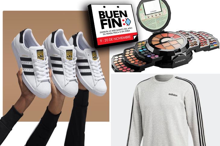 Buen Fin 2020 Descuentos en ropa, calzado y accesorios