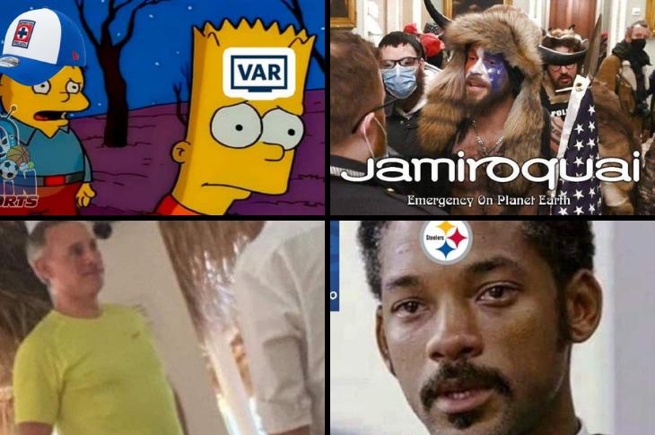 Los mejores memes de los comodines de NFL, regresa la Liga MX, Whatsapp y más