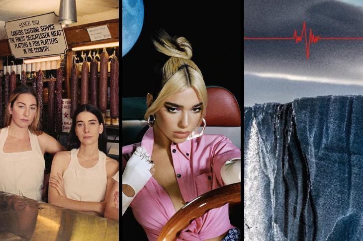 Los mejores discos musicales de 2020