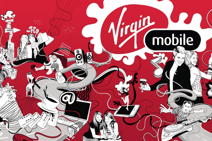 Virgin Mobile celebra 7 años en México