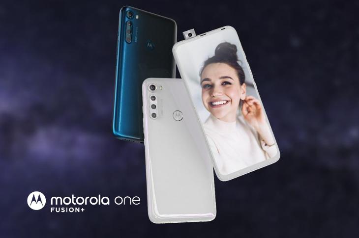 Motorola One Fusion+ llega a México en exclusiva con AT&T (Ficha Técnica)