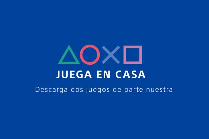 Iniciativa Juega en Casa juegos gratis de PS4 para la cuarentena