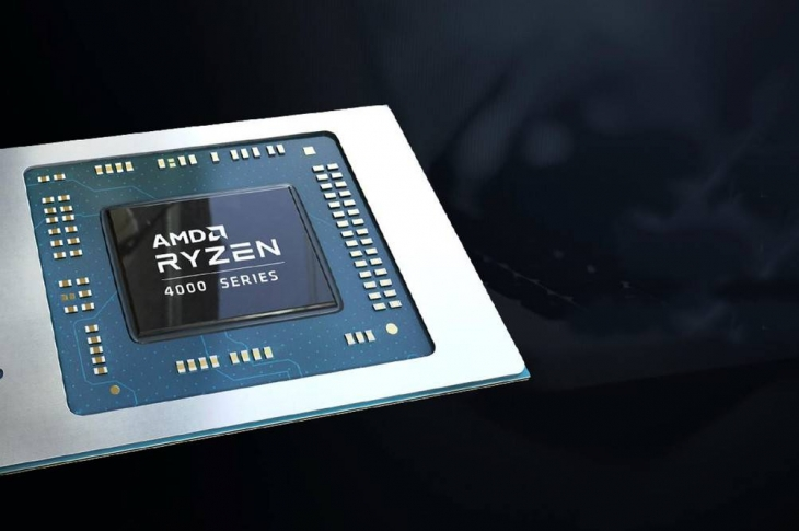 AMD presenta Ryzen 9 4000 H-Series para notebooks gaming