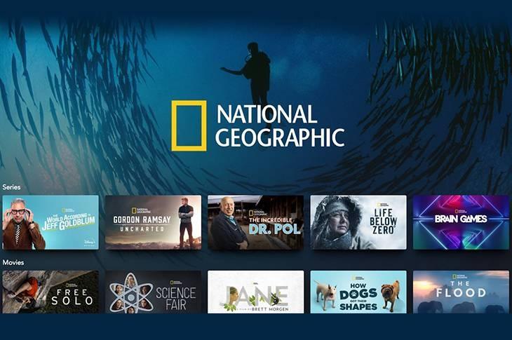 National Geographic en Disney Plus lista de documentales