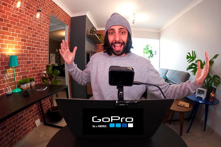 5 tips para hacer streaming con tu GoPro HERO8 Black