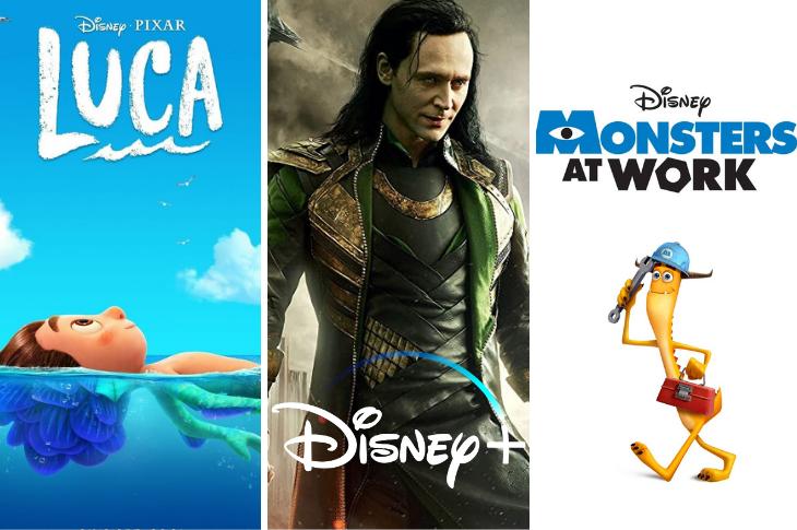 Estrenos Disney Plus para el verano 2021