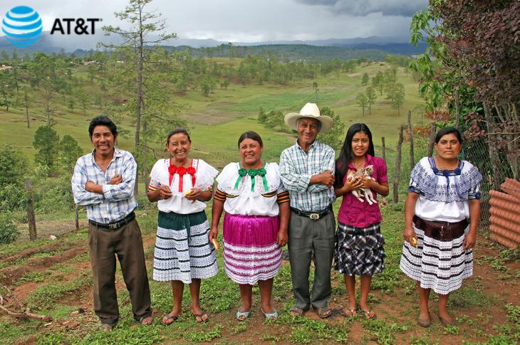 AT&T México crea contenido digital en lenguas indígenas