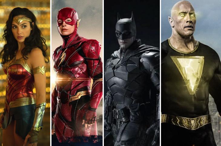 Próximas películas de DC Comics: fechas de estreno y tráiler