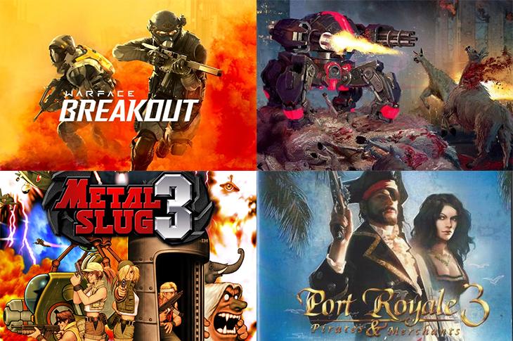 Juegos gratis de Xbox en Games with Gold para marzo de 2021