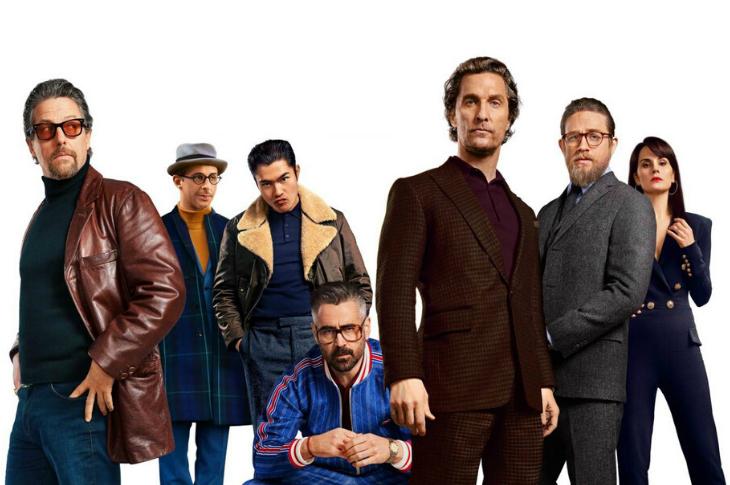 Los Caballeros Reseña y galería del elenco