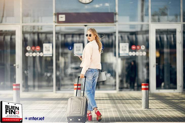 Buen Fin 2019 en Interjet cómo comprar ofertas en vuelos