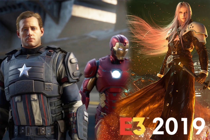 Square Enix en E3 2019: Marvel´s Avengers, Final Fantasy VII
