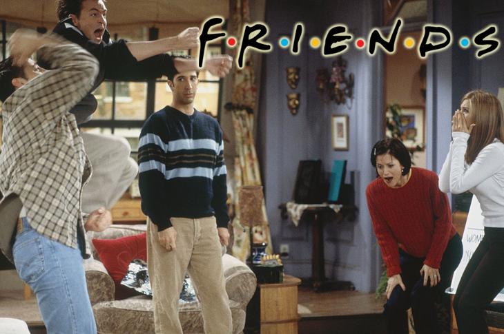 QUIZ de Friends mide tus conocimientos sobre esta serie