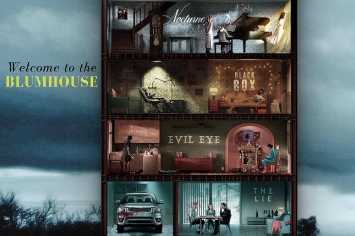 Las últimas 4 películas de Welcome To The Blumhouse llegarán en 2021