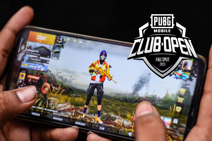 PUBG Mobile Club Open Fall Split 2021 premios para LATAM