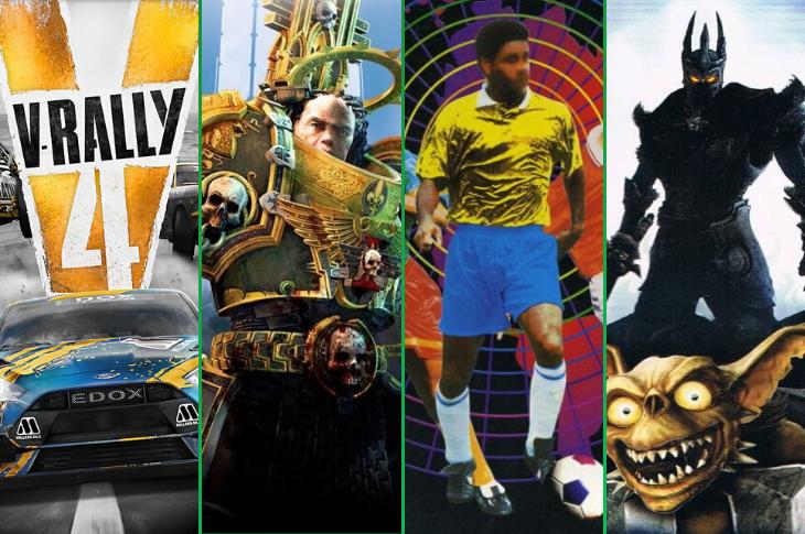 Juegos gratis de Xbox en Games with Gold para mayo de 2020
