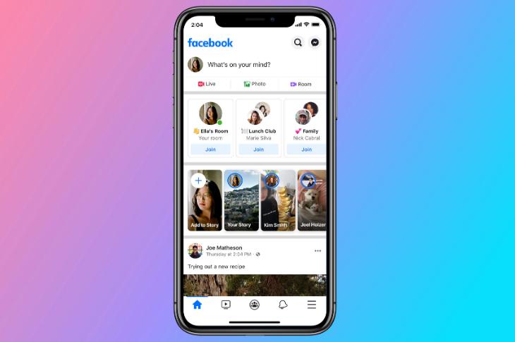 Messenger Rooms nuevas Salas de videollamadas de Facebook